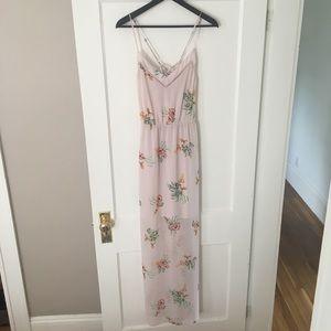 Floral Maxi Dress NWT